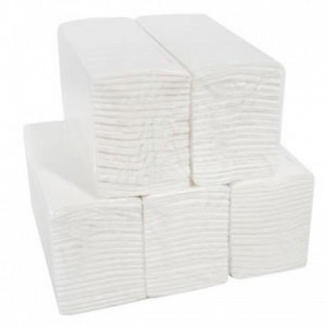 C-Fold Luxury Hand Towel 2Ply White