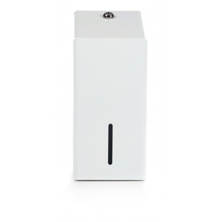C21 Hygiene WMD03 Bulk Pack Toilet Tissue Metal Dispenser White