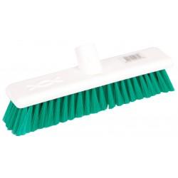 Hygiene Broom Head Green