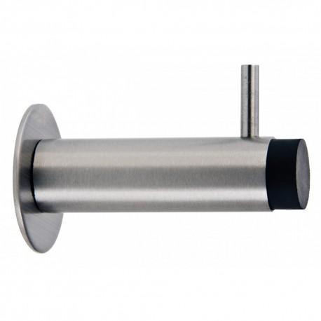 BC403 Dolphin Stainless Steel Coat Hook/Door Stop
