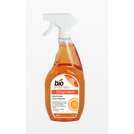 Bio Orange Squirt 1x750ml