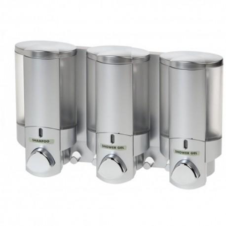 Dolphin BC624-3 Triple Shower Dispenser