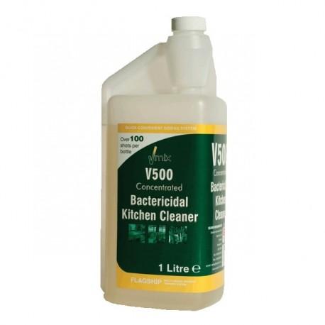V500 Bactericidal Kitchen Cleaner Concentrate