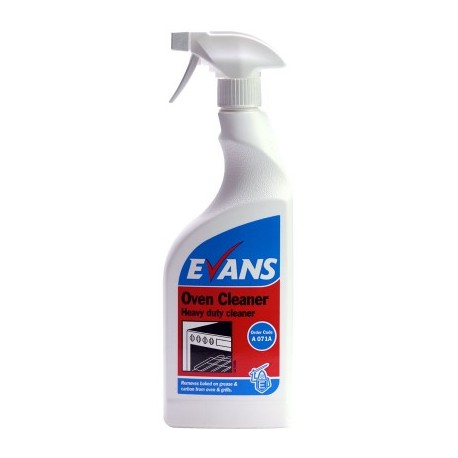 Oven Cleaner 1x750ml