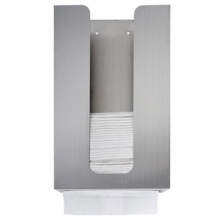 BC9289 Dolphin Paper Towel Dispenser - Behind Mirror/Surface Mounted