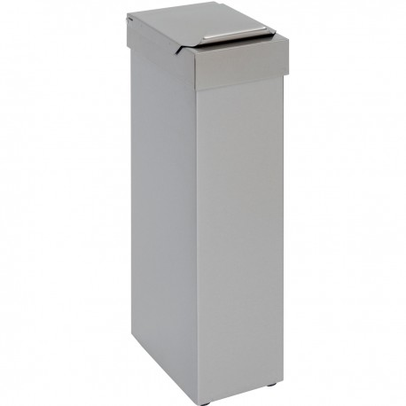 BC980 Dolphin Stainless Steel Sanitary Bin