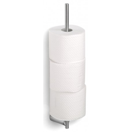 DH437 Dolphin Wall Mounted Spare Toilet Roll Holder