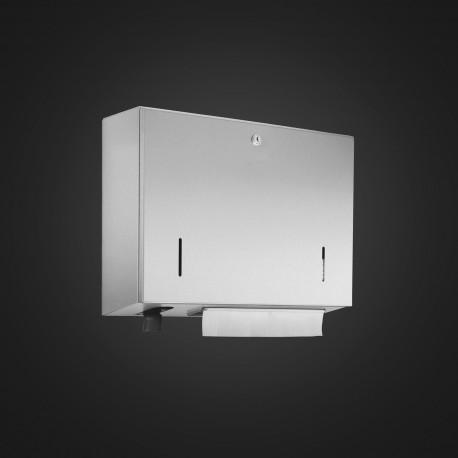 DP4108 Dolphin Prestige Soap Dispenser and Paper Towel Dispenser Combination Unit