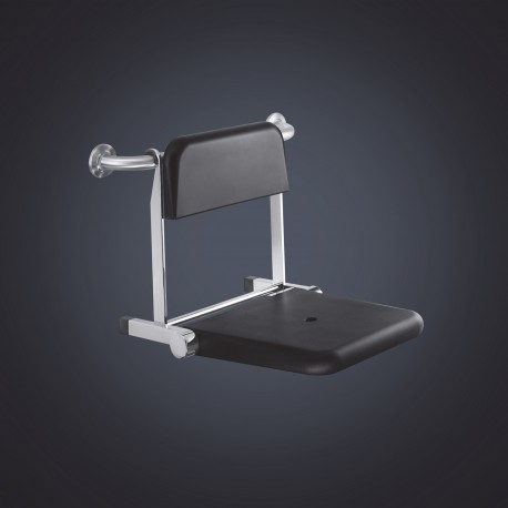DP600200 Dolphin Prestige Removable Shower Seat