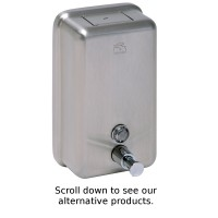 Stainless Steel Vertical Soap Dispenser