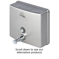 BC713 Dolphin Stainless Steel Soap Dispenser