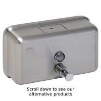 BC913 Dolphin Horizontal Soap Dispenser