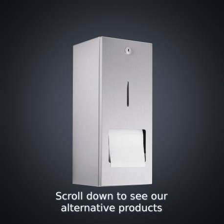 DP2112 Dolphin Prestige Toilet Paper Dispenser