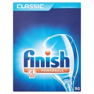 Finish Dishwasher Tablets (1x90)