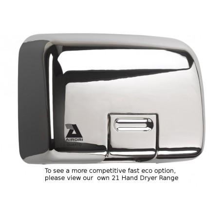 Airdri Quarto Hand Dryer Chrome