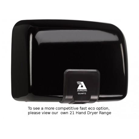 Airdri Quartz Hand Dryer Black