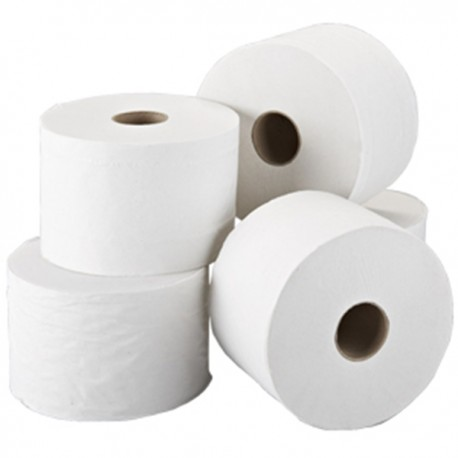 Leonardo Versatwin 2ply toilet roll 1x24 rolls