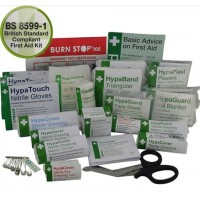 Workplace First Aid Refill BS 8599 Compliant