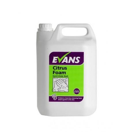 Evans Citrus foam 5L