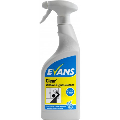 Evans Clear RTU 1x750ml