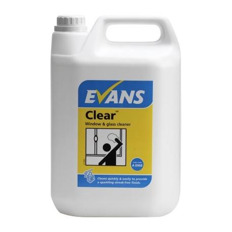 Evans Clear 1x5ltr