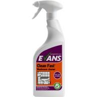 Evans Clean Fast 1x750ml