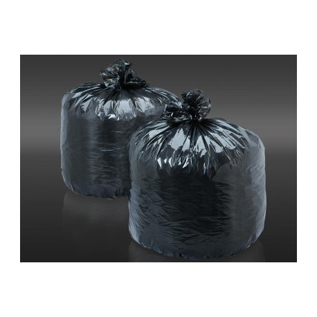 "CT997 - Black Compactor Sacks 22x34x47"" (1x100)"