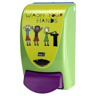 Deb - 'Now wash your hands' Children's soap Dispenser