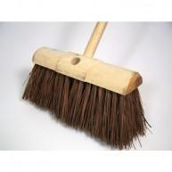 "13"" Yard Bass Broom Complete"