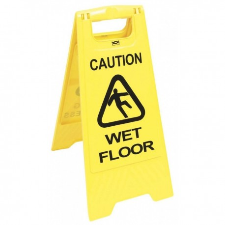 Wet Floor Sign (Generic)
