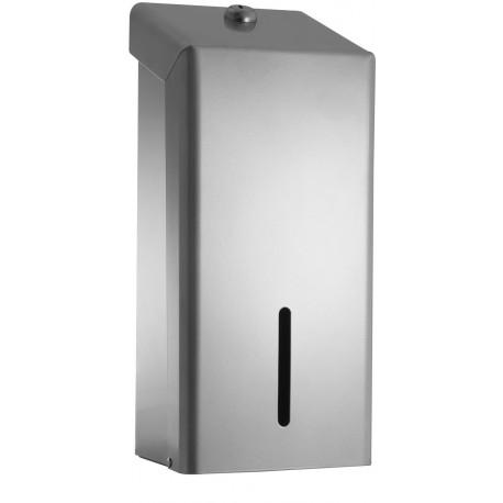 C21 Hygiene SCD03 Bulk Pack Toilet Tissue Metal Dispenser Silver
