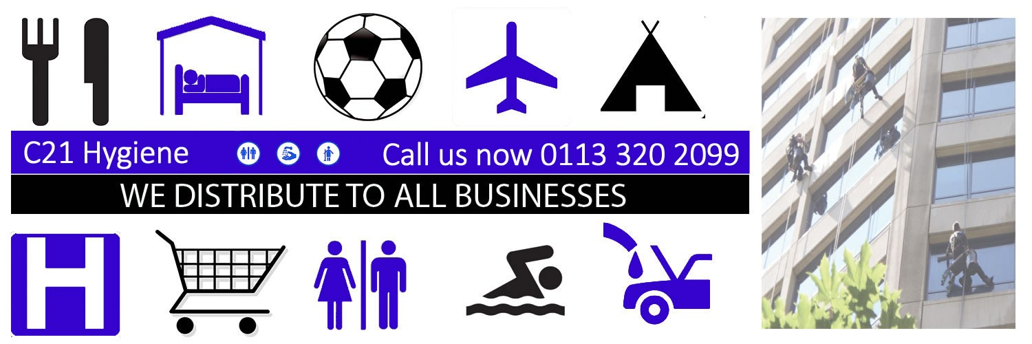 We Supply to all industries and organisations.